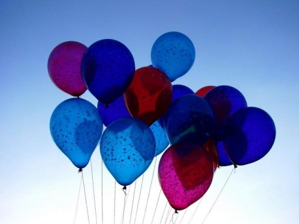 un globo para cada uno