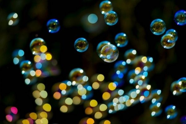 Many bubbles